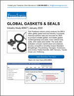 Global Gaskets & Seals - The Freedonia Group - Industry Market Research