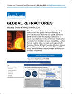 Global Refractories - The Freedonia Group - Industry Market Research