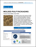 Molded Pulp Packaging - Demand and Sales Forecasts, Market Share, Market Size, Market Leaders