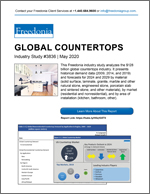 Global Countertops - The Freedonia Group - Industry Market Research