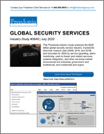 Global Security Services - Demand and Sales Forecasts, Market Share, Market Size, Market Leaders