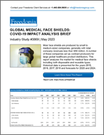 Global Medical Face Shields: COVID-19 Impact Analysis Brief - The Freedonia Group - Industry Market Research