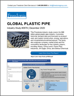 Global Plastic Pipe - The Freedonia Group - Industry Market Research