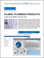 Global Plumbing Products - The Freedonia Group - Industry Market Research