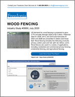 Wood Fencing - The Freedonia Group - Industry Market Research