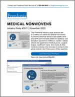 Medical Nonwovens - The Freedonia Group - Industry Market Research