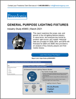 General Purpose Lighting Fixtures - Demand and Sales Forecasts, Market Share, Market Size, Market Leaders