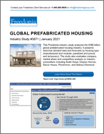 Global Prefabricated Housing - The Freedonia Group - Industry Market Research