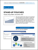 Stand-Up Pouches - Demand and Sales Forecasts, Market Share, Market Size, Market Leaders
