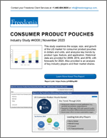 Consumer Product Pouches - Demand and Sales Forecasts, Market Share, Market Size, Market Leaders