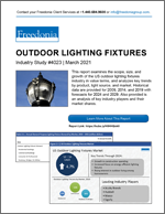 Outdoor Lighting Fixtures - Demand and Sales Forecasts, Market Share, Market Size, Market Leaders