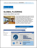 Global Flooring - Demand and Sales Forecasts, Market Share, Market Size, Market Leaders