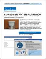 Consumer Water Filtration - Demand and Sales Forecasts, Market Share, Market Size, Market Leaders