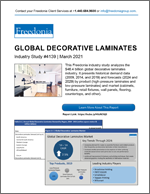 Global Decorative Laminates - The Freedonia Group - Industry Market Research