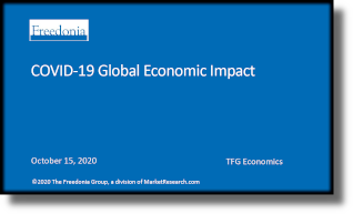 COVID-19 Global Economic Impact March 2020 Update - The Freedonia Group - Industry Market Research