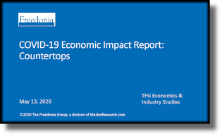 COVID-19 Economic Impact Report: Countertops - The Freedonia Group - Industry Market Research
