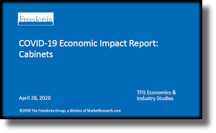 COVID-19 Economic Impact Report: Cabinets - The Freedonia Group - Industry Market Research