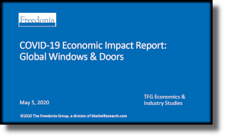 COVID-19 Economic Impact Report: Global Windows & Doors - The Freedonia Group - Industry Market Research