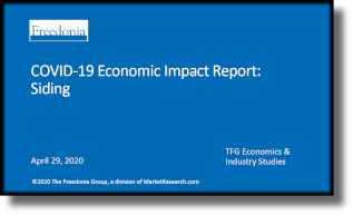 COVID-19 Economic Impact Report: Siding - The Freedonia Group - Industry Market Research