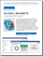 Global Magnets - The Freedonia Group - Industry Market Research